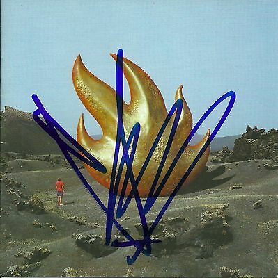 Chris Cornell signed Audioslave cd