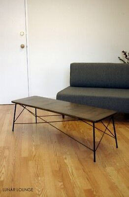 Bpa Birch Coffe Table Eames Era Mid Century Modern