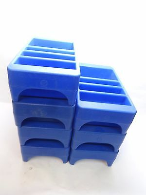 """Lot 7 Cambro LCDCH Cmtainer Condiment Holders 16x9"""""""