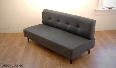 BOKZ Button back sofa  Mid century Danish style design