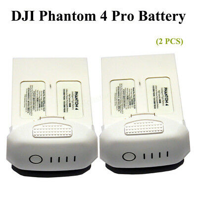DJI Phantom 4 Pro Intelligent Flight Battery 5870mAh 15.2V Part 64 High Capacity