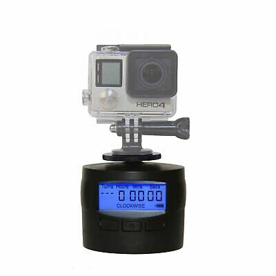 TurnsPro - 360° Timelapse Panning device for GoPro Cameras | DSLR | Smart Phone