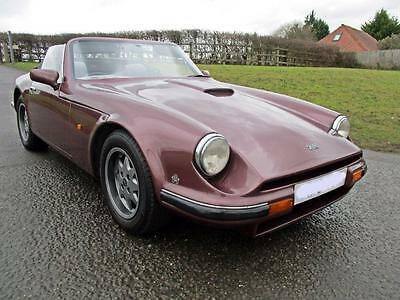 TVR S Convertible 290 S 2.9