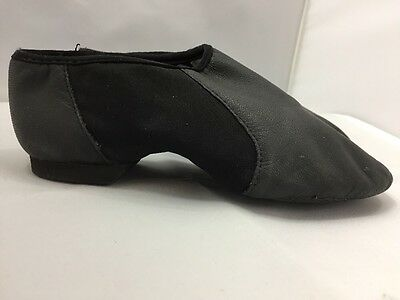 Bloch Neoflex Jazz Shoes Black youth 13.5 Leather
