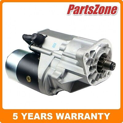 Starter Motor Fit for Toyota Landcruiser HZJ70 75 78 79 80 PZJ70 75 1PZ 1HD-T
