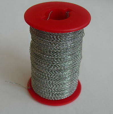 Security Seals Galvanized Steel Double Wire for sealing (100 Meters)