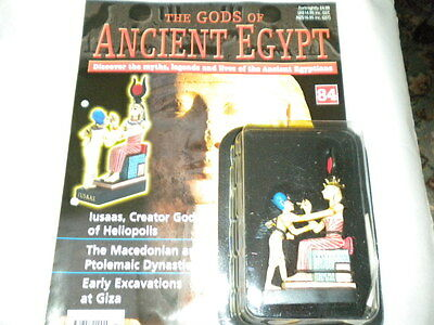 Hachette The Gods of Ancient Egypt - Issue 84 - Iusaas creator goddess of heliop