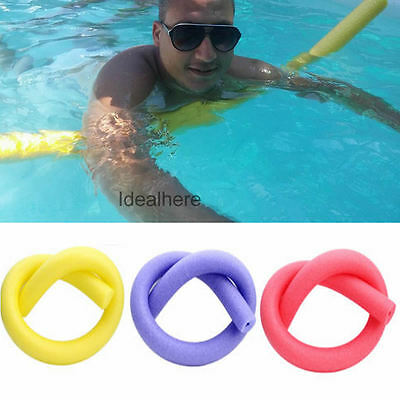 Fun Swimming Pool Foam Water Hollow Noodle Kids Adult Float Swim Aid Gracious