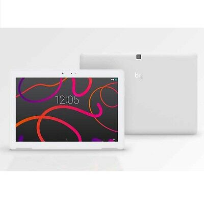 Tablet Bq Aquaris M10 HD 16 GB Wi-Fi Blanco Usada | C