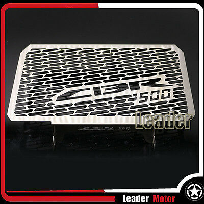For Honda CBR500 2013-2015 Accessories Radiator Grille Guard Cover Protector