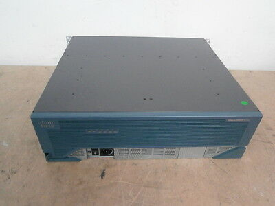 Cisco 3845-MB 3845 V05 Integrated Services Router + NM-1T3/E3 ** WORKING ** !