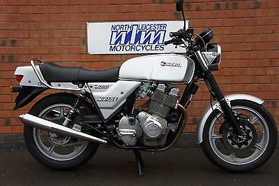 Laverda 1200 TS S2 Mirage, Saches ignition, stainless pipes