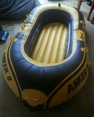 Anker II 2 person inflatable sea boat