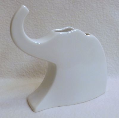 Fun O'Fant Elephant Vase by Johan van Loon for Rosenthal, Signed.