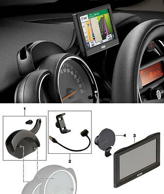Genuine MINI Click & Drive Navigation XL Retro Fit Kit