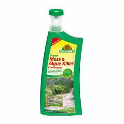 Neudorff Organic Moss and Algae killer 1 Litre