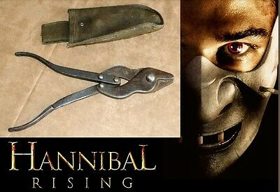 HANIBAL RISING AUTHENTIC movie film prop