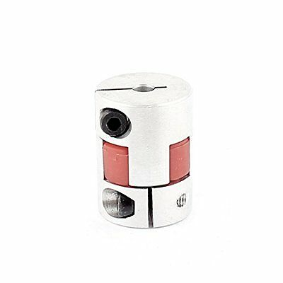 Sourcingmap sourcingmap® 5mm x 5mm CNC Jaw Spider Plum Coupling Shaft Coupler D