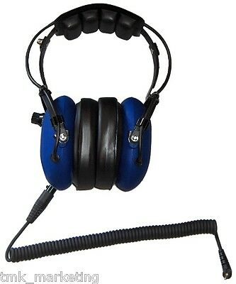 High Noise Receive Audio Headset, Over-the-head Model , 3.5mm mono plug