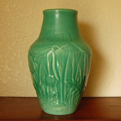 "Monumental Vintage Rookwood Pottery ""XXXIII"" 1933 #6006 Professionally Restored"