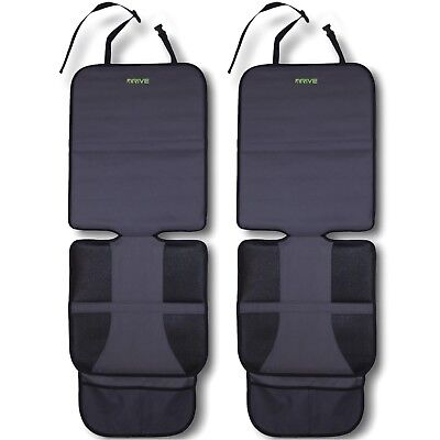 NEW Car Seat Protector (2-Pack) by Drive Auto Products - Best for Child Seat Pad