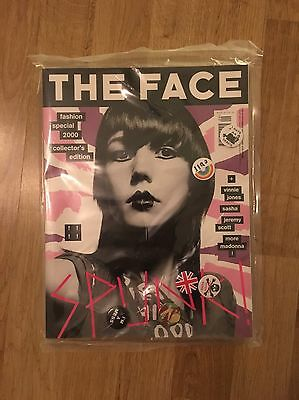 The Face Magazine Issue 44 September 2000 - Unopened Fashion Special With Badges