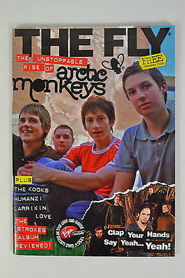 Arctic Monkeys The Fly Magazine January 2006 Ultra Rare Whatever People Say I Am