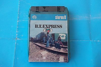 """B.t. Express """"non Stop """" Musicassetta Stere 8 1975 Scepter Records Sealed"""
