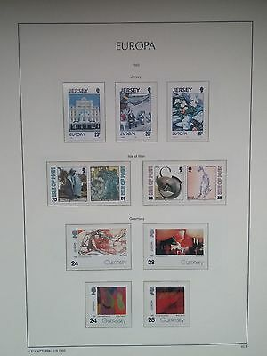 H330. Europa. Lots Timbres Neufs 1993