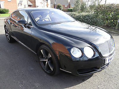 2004 Bentley Continental Gt Auto 6.0 Service History Stunning Car Look