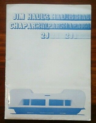 Can Am Press Kit - 1970 Official Jim Hall's Chaparral