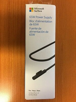 65W Power Supply for Microsoft Surface Pro 3 & Surface Pro 4 & Surface Book