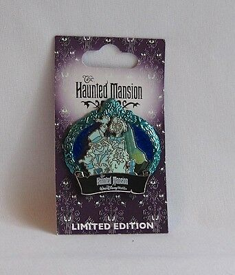 Disney Pin - Haunted Mansion Hitchhiking Ghosts (2009) LE