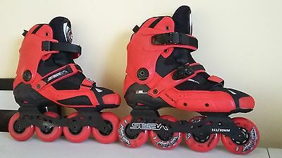 seba high light red 2015 skates
