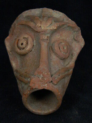 Ancient Teracotta Animal Head Indus Valley 800 BC   #TR767