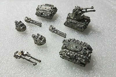 warhammer 40k epic imperial hydra battery x 3