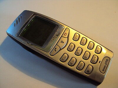 Original Sony Cmd J70 Made In France Mobile Phone Locked To Vodafone