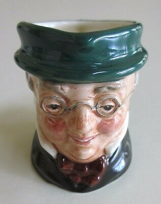 Royal Doulton - Mr Pickwick Character - Mini Toby Jug - Made in England
