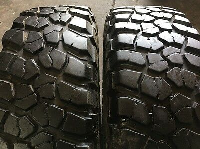 2 X 265 75 16 Bfgoodrich Mud-terrain T/A.%70  Tread .Fitting  Available, Freight