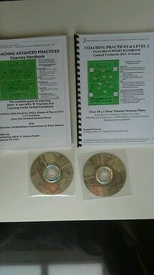 Football Coaching Complete Package Uefa A&b, Fa Level 2, Fitness & Formations