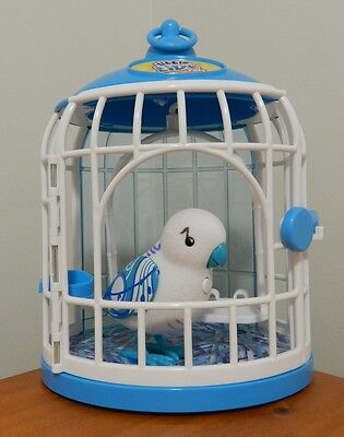 Little Live Pets - Tweet Talking Bird and cage