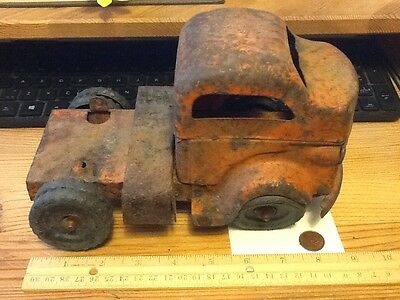 LINCOLN TOYS VINTAGE TRUCK FOR REPAIR OR RESTORATION lot c