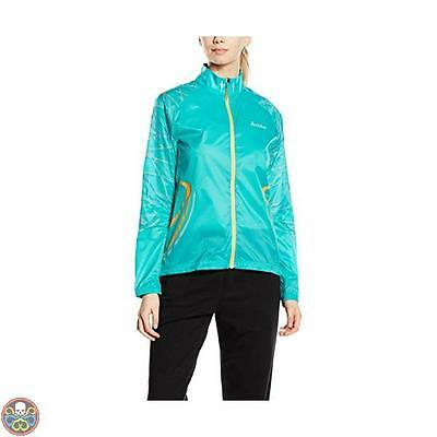 Odlo Tg: Large Verde Donna Running Giacca Race L Nuovo