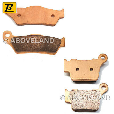 FRONT REAR Sintered Brake Pads for KTM EXC-F 350 2011-2012 2013 2014 2015