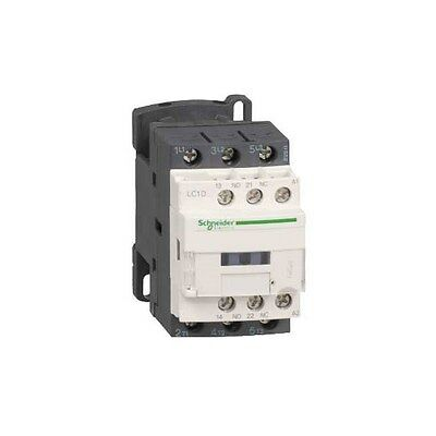 Schneider Electric LC1D09B7 TeSys Contactor 9A 24VAC 50/60Hz