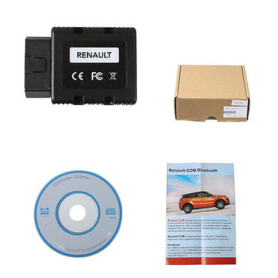 Renault-COM Bluetooth Diagnostic&Programing Tool for Renault Replace of Can Clip