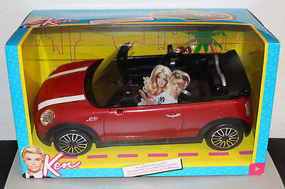 Barbie,Ken, Cooler Mini, Auto,car, W3157, life in the dreamhouse, für puppen