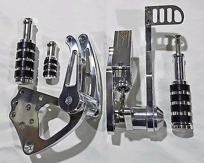 Forward Control Kit Harley Softail Fxst Fxstc Fxsts Springer Dyna Wide Glide