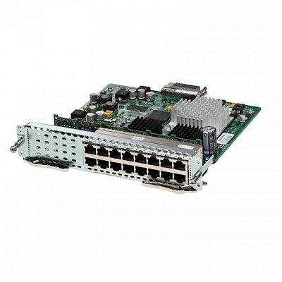 € 512+IVA CISCO SM-ES3-16-P Enhanced EtherSwitch Layer2/3 POE - 2900/3900 Router