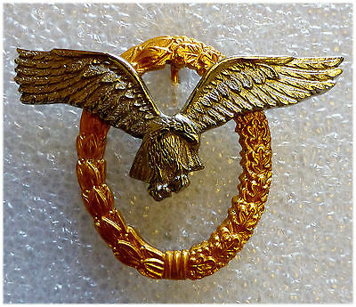 German Luftwaffe Combined Pilot-Observer Badge of 1957 Issue
